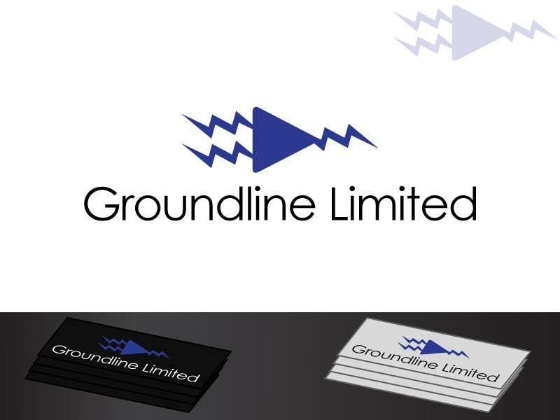 Bài tham dự cuộc thi #540 cho Logo Design for Groundline Limited