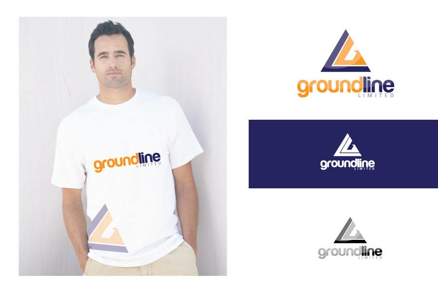 Contest Entry #480 for Logo Design for Groundline Limited