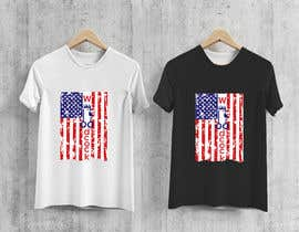 #64 for My logo incorporated into a USA theme by sumaiyaft1996
