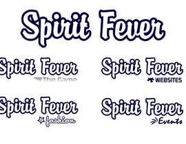 #259 för Logo Design for Spirit Fever av Anmech