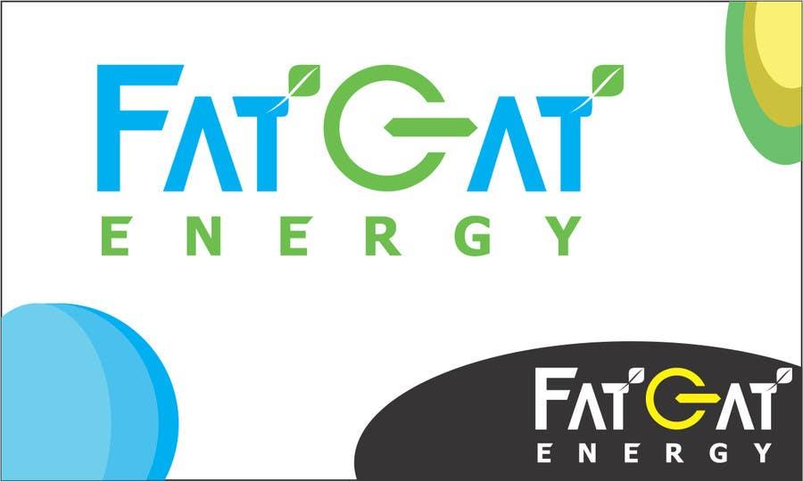 Bài tham dự cuộc thi #                                        36                                      cho                                         Logo Design for FatCat Energy