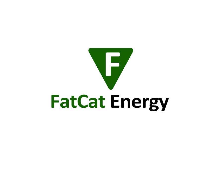 Bài tham dự cuộc thi #                                        54                                      cho                                         Logo Design for FatCat Energy