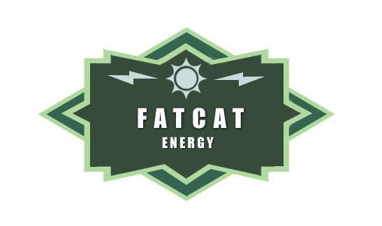 Inscrição nº                                         59                                      do Concurso para                                         Logo Design for FatCat Energy