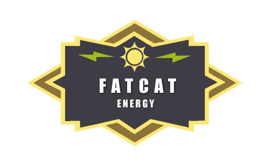 Bài tham dự cuộc thi #                                        61                                      cho                                         Logo Design for FatCat Energy