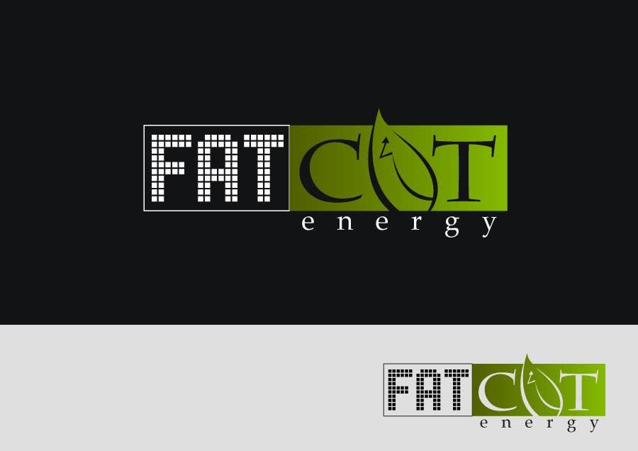 Inscrição nº                                         46                                      do Concurso para                                         Logo Design for FatCat Energy