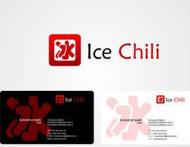 leixnt tarafından Logo Design, Letterhead & Business Card for Ice Chili Enterprises için no 43