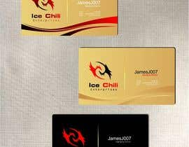maxindia099 tarafından Logo Design, Letterhead & Business Card for Ice Chili Enterprises için no 37