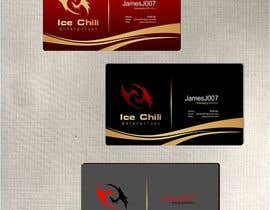 #38 for Logo Design, Letterhead & Business Card for Ice Chili Enterprises by maxindia099