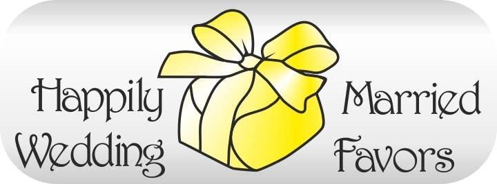 Penyertaan Peraduan #15 untuk Logo design for wedding supplier