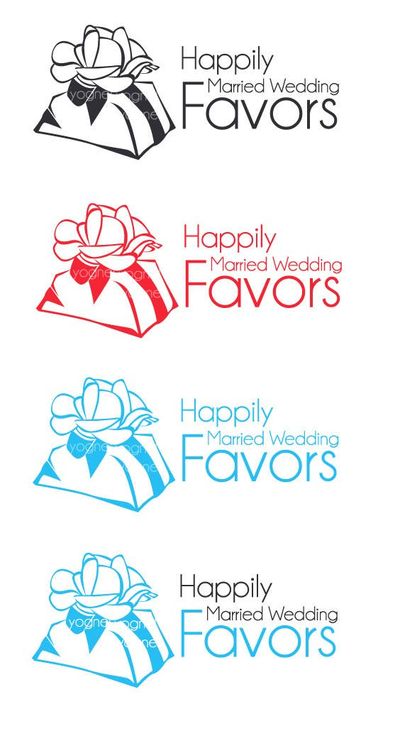 Penyertaan Peraduan #1 untuk Logo design for wedding supplier