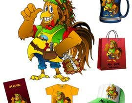 #22 для RASTA CHICKEN AKA MR. JERK!!! от juls5