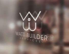 jass191 tarafından Design a Logo for Watt Building Services için no 23