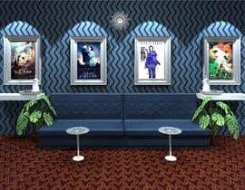 #24 для Interior Fitout for a Boutique Cinema! от athamaulidya01