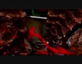 #17 для 5 second video ----- VFX --------------Film--------------Cinema  ---------- Add Monster (eating fingers) от stephenpostrero