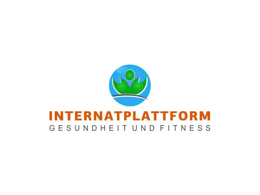 Kilpailutyö #                                        16                                      kilpailussa                                         Logo Design for Internetplattform Gesundheit und Fitness
