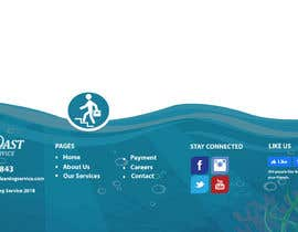 #19 for Need unique footer design for our careers page by nurulhudalaskor
