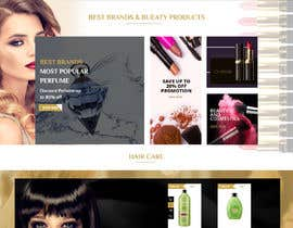 #92 для Beauty Ecommerce Website Design от Shouryac