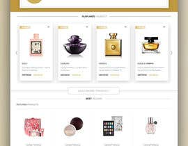#107 для Beauty Ecommerce Website Design от CreativezStudio