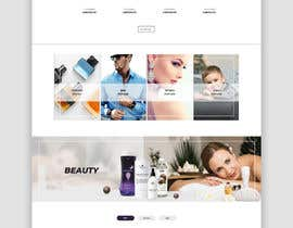 #328 для Beauty Ecommerce Website Design от nayhomiee