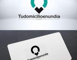 "#104 for Corporate logo ""tudomicilioenundia""  light blue by milkyjay"