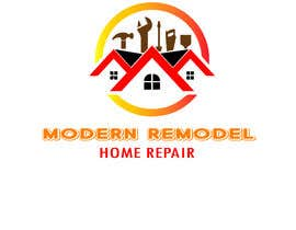 """#10 for Create a Logo for company called """"Modern Remodel & Home Repair"""" by Ishty13044"""