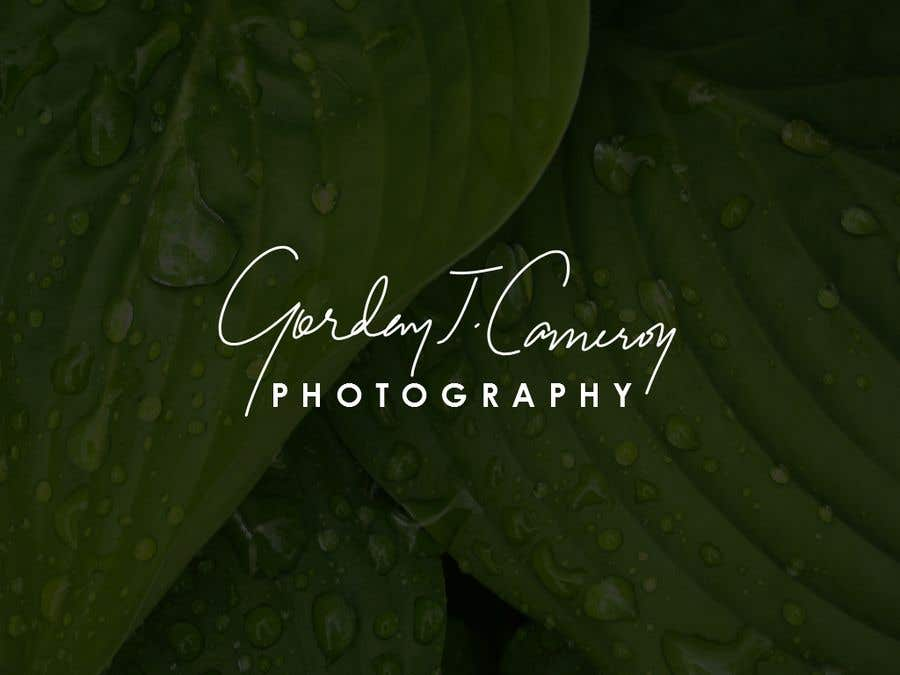 Contest Entry #                                        237                                      for                                         I need a logo designer for photography website