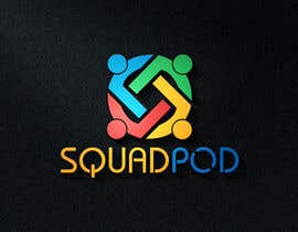 #66 for Hi everyone. I'm creating a app based on connecting friends and mostly family together. the name of the app is SquadPod. This needs to be a simple but a pleasure to the eye. Its gonna be on the front of peoples home screens so it needs to have connection  by mdshagora48