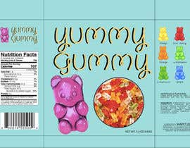 #103 for Create a design for the packaging - Gummy Bear Candy package design by karobednarczyk