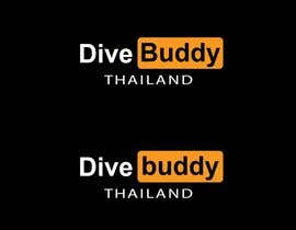 """#64 for I need a logo of my business to exactly same as pornhub . My business name is """"Dive Buddy"""" and please change white the word below the logo to """" THAILAND"""" by NemosTwo"""