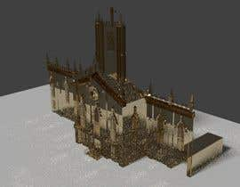 #1 для Design a simple modern catholic church от Umar114251