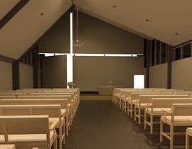 #22 для Design a simple modern catholic church от salirezaalaei