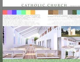 #14 для Design a simple modern catholic church от ArqBelenLopez