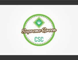#53 untuk Logo For Cannabis Social Club oleh SanGraphics