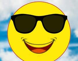 #55 para Smile Face with Sunglasses de mubarakfuad6
