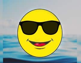 #60 para Smile Face with Sunglasses de mubarakfuad6