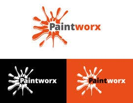 #487 для Paintworx logo needed от naseer90