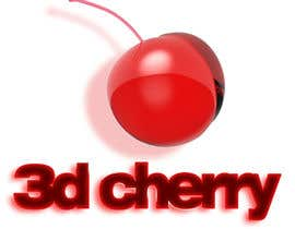 nº 21 pour Logo Design for 3DCherry par gonzacu