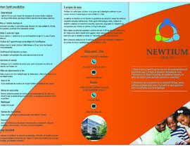 #37 for Trifold brochure for software product by mersiulhaque3