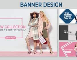 #17 for Banner design (1 banner - 4part) by Khalidgd