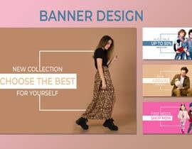 #27 for Banner design (1 banner - 4part) by Khalidgd