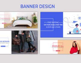 #38 , Banner design(divided in 4 small part) 来自 Khalidgd