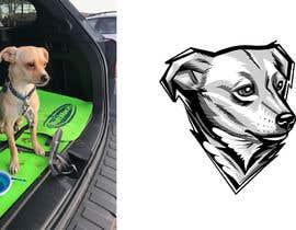 #46 for Dog illustration by JegorBabak