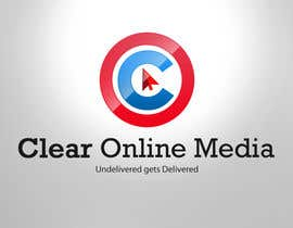 nº 19 pour Logo Design for CLEAR ONLINE MEDIA par praxlab