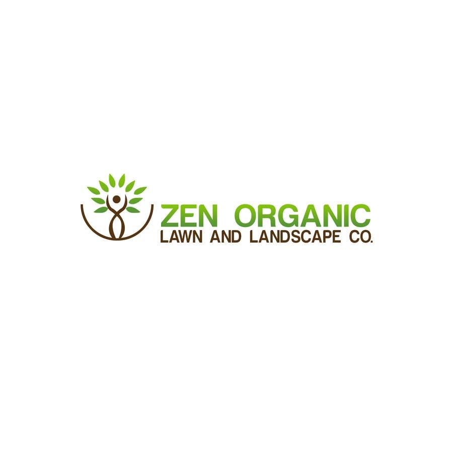Penyertaan Peraduan #                                        206                                      untuk                                         Design a Logo for zen organics