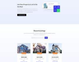 #18 для Design a property listing website от bhowmicks7