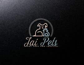 #104 untuk Aesthetic Pet Brand Logo Design oleh ornilaesha