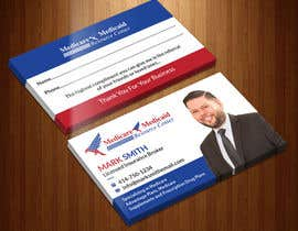 #35 for Design a Business Card with a Medicare Theme by SHILPIsign