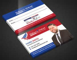 #52 for Design a Business Card with a Medicare Theme by SHILPIsign