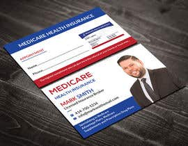 #66 for Design a Business Card with a Medicare Theme by SHILPIsign