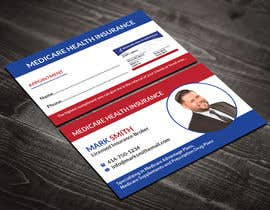 #72 for Design a Business Card with a Medicare Theme by SHILPIsign